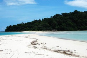 Ross and Smith Twin Islands of Andamans by Jayanta Kumar Mallick