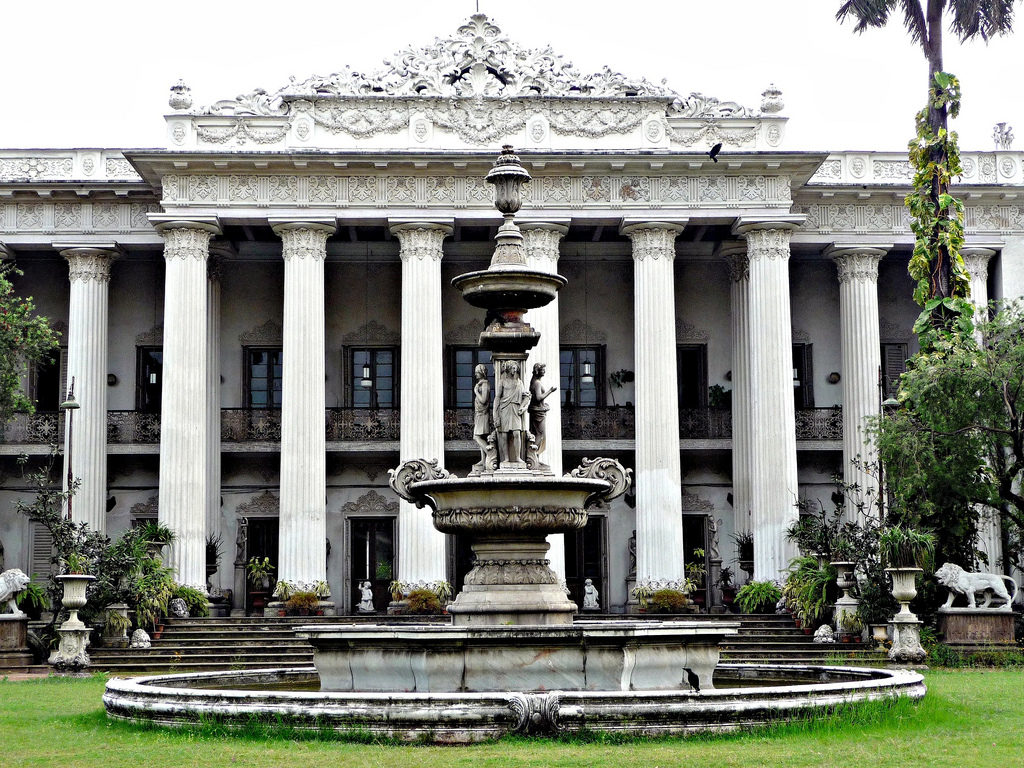 Image result for marble palace kolkata