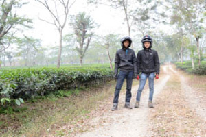 A Bike Trip to North Bengal by Pooshan Deb Mallick