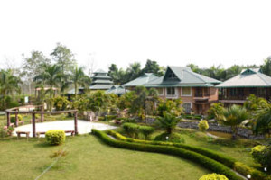 Green Touch Dooars Eco Resort by Team Pothik