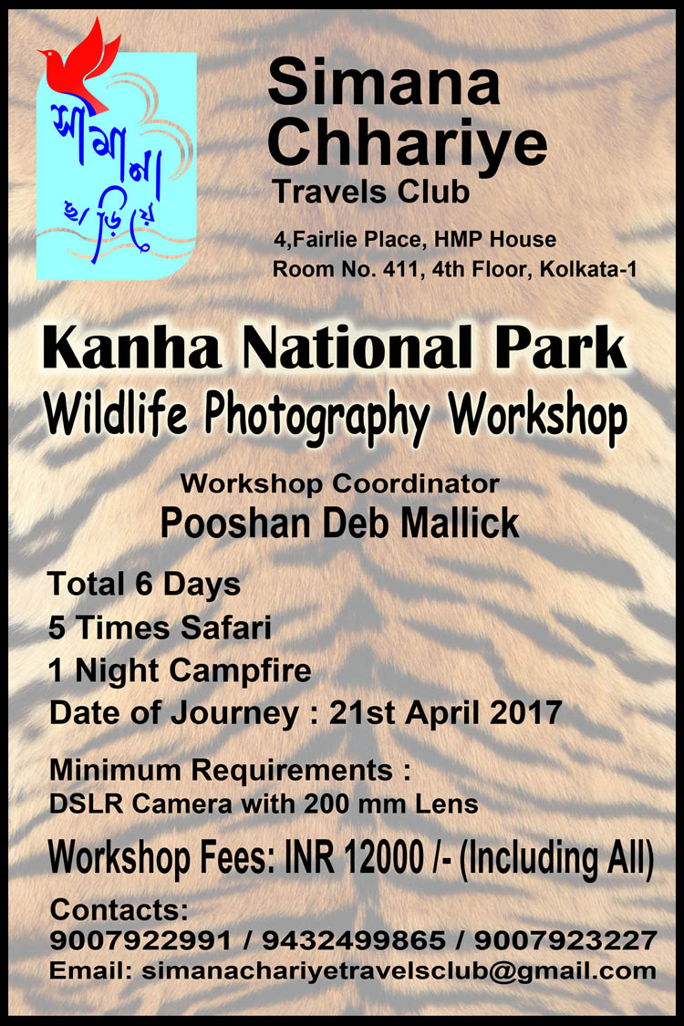 Kanha Workshop