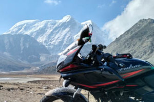 Road Trip to Gurudongmar by Shambo Dhara