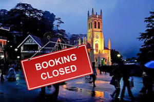 If Booking is Closed in Puja