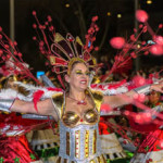 Madeira Carnival festivities in Madeira, Portugal! by Team Pothik